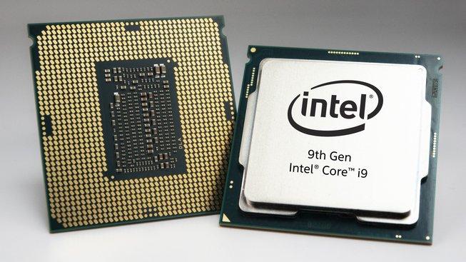 9. generace Intel Core