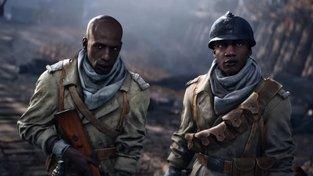 V kampani Battlefieldu V najdete norskou odbojářku, koloniálního vojáka i německého tankistu