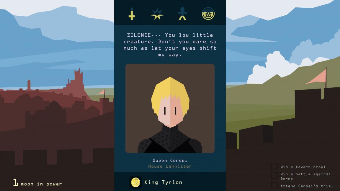 Nový díl Reigns míří do světa Hry o trůny
