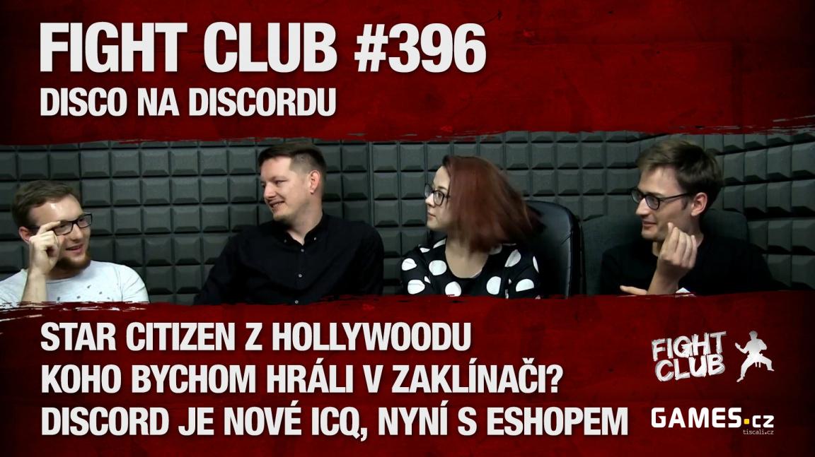Fight Club #396: Disco na Discordu