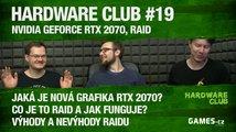 Hardware Club #19: RAID, RTX 2070