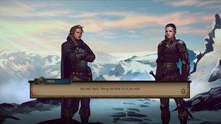 Zaklínačský Thronebreaker je za rohem, potkáte v něm Geralta