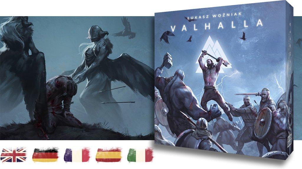 Dojmy ze skvělé kostkové karetky Valhalla
