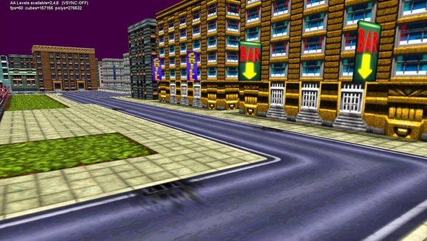Remake GTA 1 v plně 3D