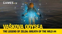 Vaškova odysea - The Legend of Zelda: Breath of the Wild #4