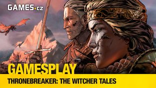 Gamesplay – hrajeme karetní Thronebreaker: The Witcher Tales