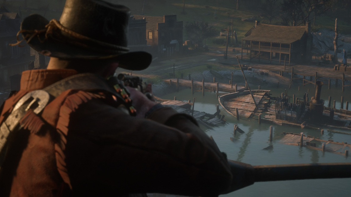 Red Dead Redemption 2 vychází na Steamu