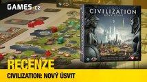 Civilization: Nový úsvit – videorecenze nové deskovky