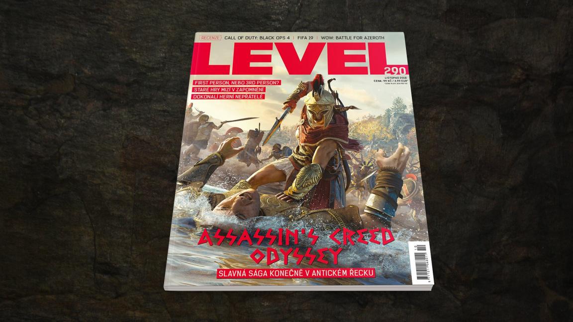 LEVEL 290 nabízí rozhovor s tuzemskou vývojářskou hvězdou a téma o významu dostupnosti starých her