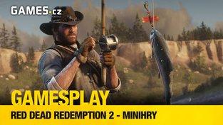 GamesPlay - Red Dead Redemption 2: Když si hraje, nezlobí
