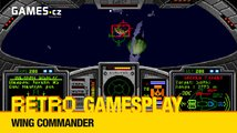 Retro GamesPlay - Wing Commander + Extra Round: Elastomania