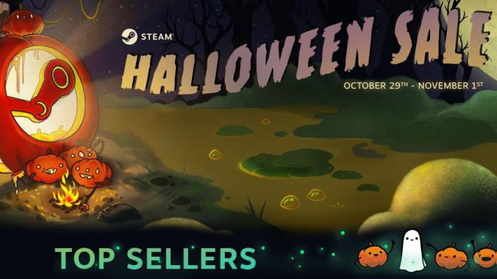 Halloweenské slevy na Steamu, GOGu a Humblu se netýkají jen hororů