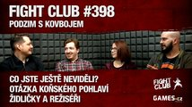 Fight Club #398: Podzim s kovbojem