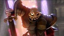Kostík Daniel si to na PlayStation 4 v remaku MediEvil přichrastí příští rok