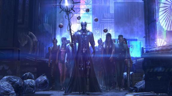 Re-Legion – recenze kyberpunkové strategie