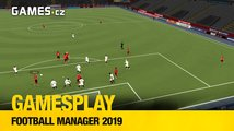 GamesPlay - Football Manager 2019