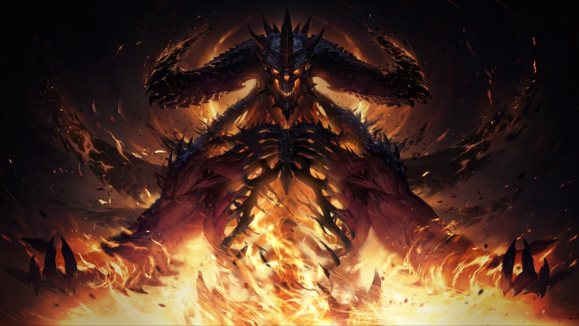 Diablo Immortal přesouvá rubání démonů z PC a konzolí na mobilní zařízení