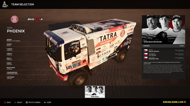 Dakar 18