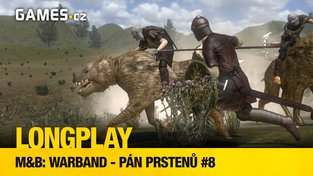 LongPlay - Mount and Blade: Warband - Pán prstenů #8