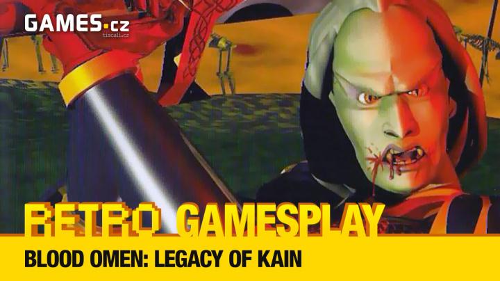 Retro GamesPlay – hrajeme upírskou Blood Omen: Legacy of Kain