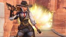 Divoký západ už nakazil i Overwatch, novou hrdinkou je loupeživá Ashe