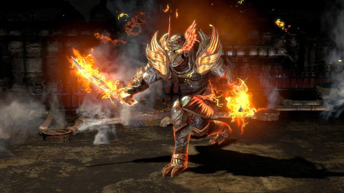 Izometrické RPG Path of Exile vyjde na PlayStation 4