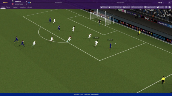 Football Manager 2019 – recenze