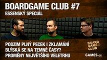 BoardGame Club #7: Essenský speciál s Michalem Suchánkem