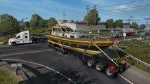 V DLC Special Transport pro American Truck Simulator se stanete stěhovákem domů