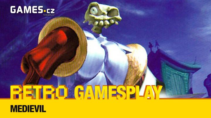 Retro GamesPlay – hrajeme si s kostlivcem v MediEvil