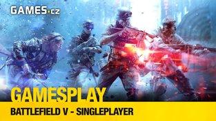 GamesPlay – Battlefield V - singleplayer