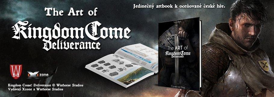KCD artbook