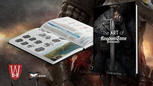 Warhorse chystá tištěný artbook zachycující krásy Kingdom Come: Deliverance