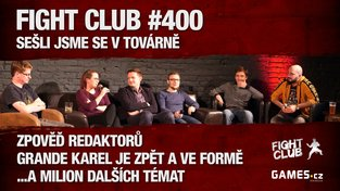 Sledujte záznam jubilejního Fight Clubu #400