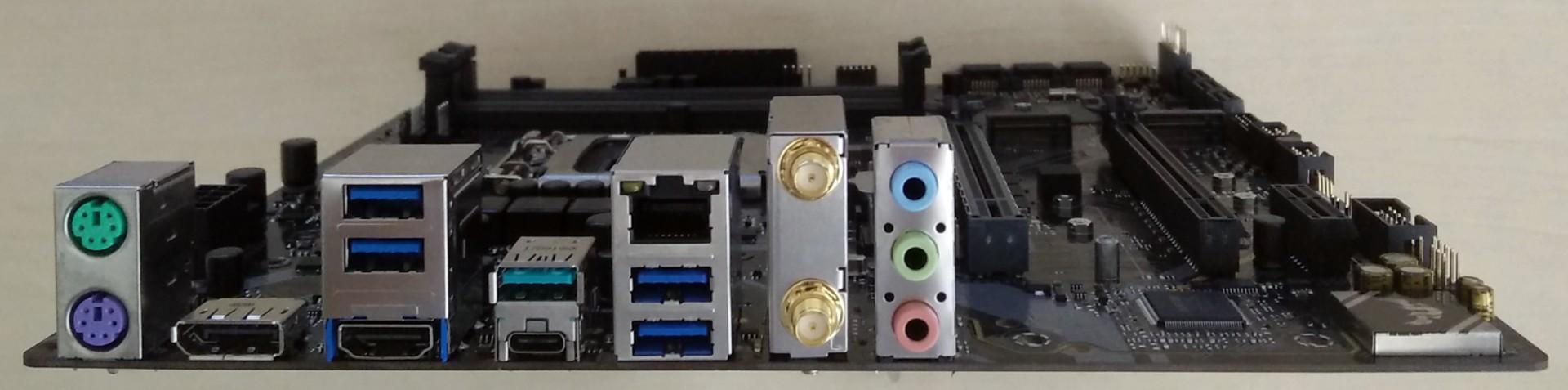 Asus TUF Z390M PRO GAMING (Wi-Fi)