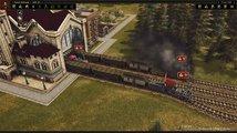 Další vlakový tycoon Railroad Corporation vyjde koncem měsíce