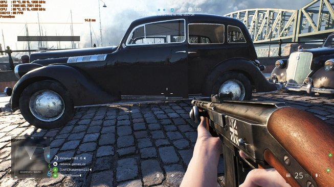 Battlefield V - ray tracing - multiplayer