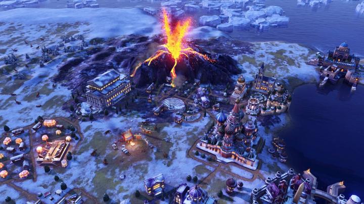 Druhý datadisk Civilization VI se točí kolem přírodních katastrof a globálního oteplování