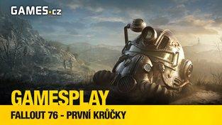 GamesPlay - Fallout 76 - první krůčky