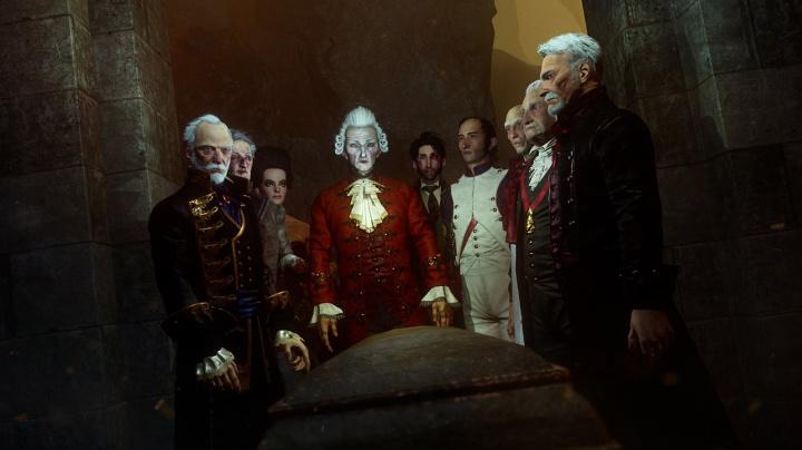 Příběh adventury The Council se završí z kraje prosince poslední epizodou
