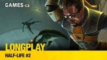 LongPlay - Half-Life #2: Patrik začíná sešlapávat plyn