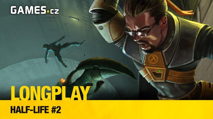 LongPlay - Half-Life #2
