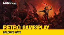 Retro GamesPlay – hrajeme kultovní RPG Baldur's Gate