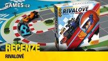 Rivalové – videorecenze deskové hry