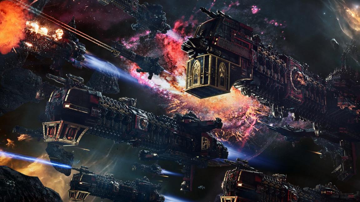Battlefleet Gothic Armada 2 - recenze