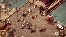 Epizodická RPG adventura Pendula Swing láká na spojení Pána prstenů a Velkého Gatsbyho