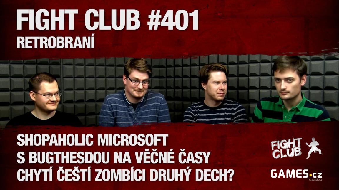 Fight Club #401: Retrobraní
