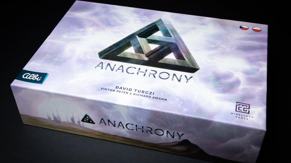 Anachrony – recenze hutné strategické deskovky