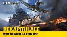 Videorecenze: War Thunder na Xboxu