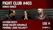 Fight Club #403: Konce konců